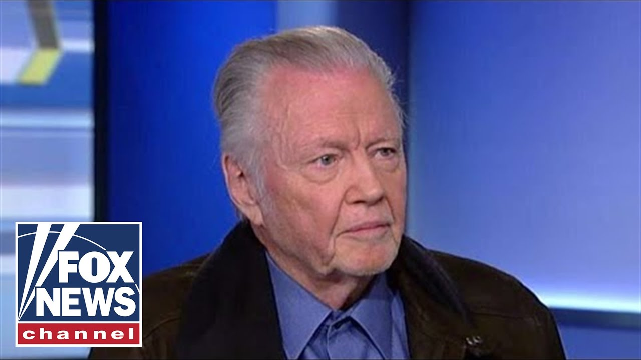 Exclusive: Jon Voight hits back at the left�s disdain for Trump on �The Ingraham Angle.�