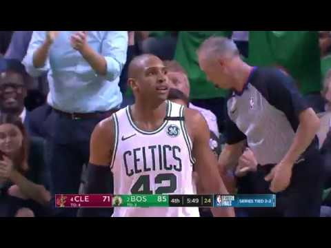 Celtics Stifle Cavaliers in Game 5 to Take 3-2 Series Lead