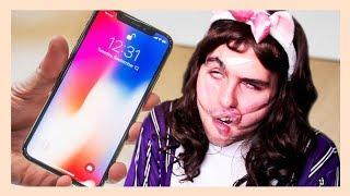 IPHONE 10 НЕ ВИДИТ ИНВАЛИДОВ