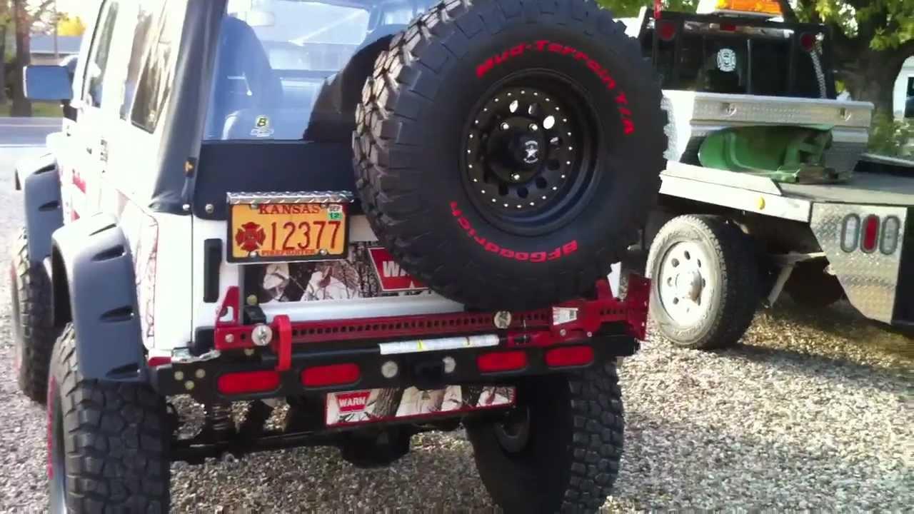 6 Door Truck >> Baddest Suzuki Samurai in America - YouTube