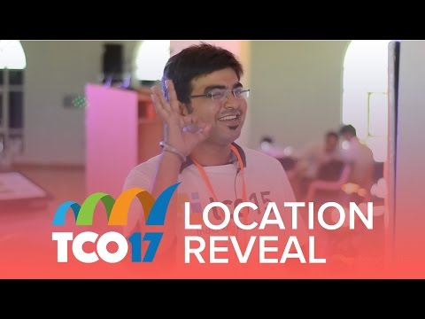 TCO17 Location Reveal