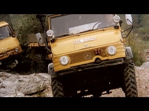 The Unimog. History of an unique vehicle concept.