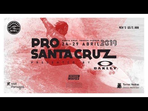 Pro Santa Cruz 2018 pres. by Oakley - Day 2