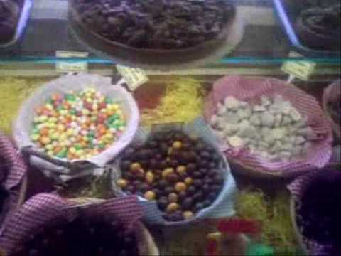Sweets and Chocolate in France!