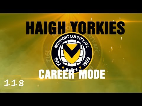 Fifa 14 - Career Mode Newport County - Part 118 - One Shot On Goal...