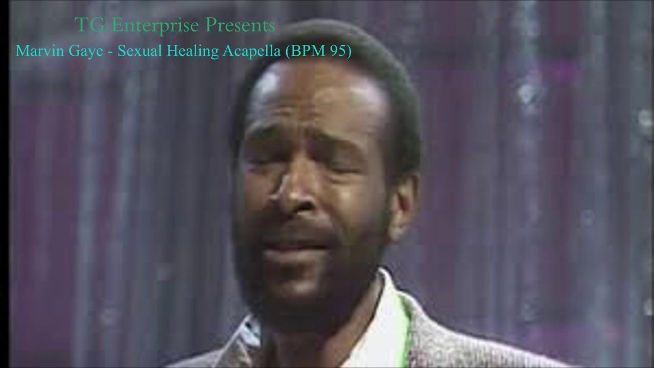 Marvin gaye sexualing healing video