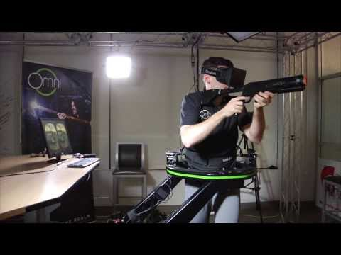 Virtuix Omni: An Immersive Virtual Reality Gaming Experience