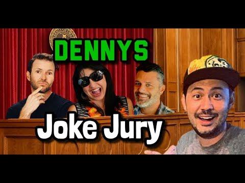 Dennys Joke Jury (03-12-2020)