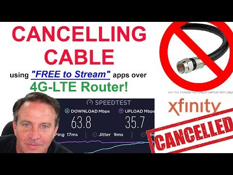 Cutting Cable using 4G Router - Cash Positive in months!!