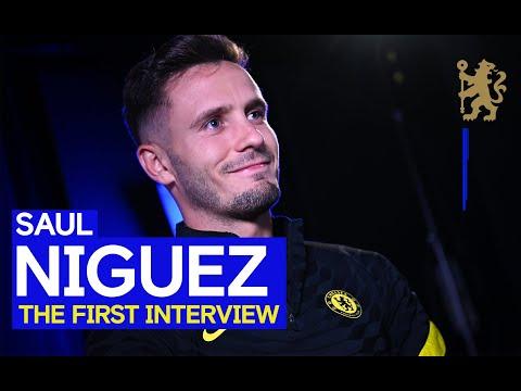 Saúl Ñíguez First interview with Chelsea!  |