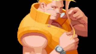 Street Fighter Alpha 2 Nash Theme thumbnail