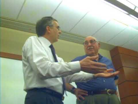 Alan Leader_James Holt_Oded Cohen_Goldratt Schools Faculty meeting Fort Lauderdale 2006