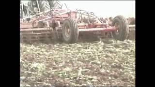 видео Культиватор прицепной КПС-4 ПМ