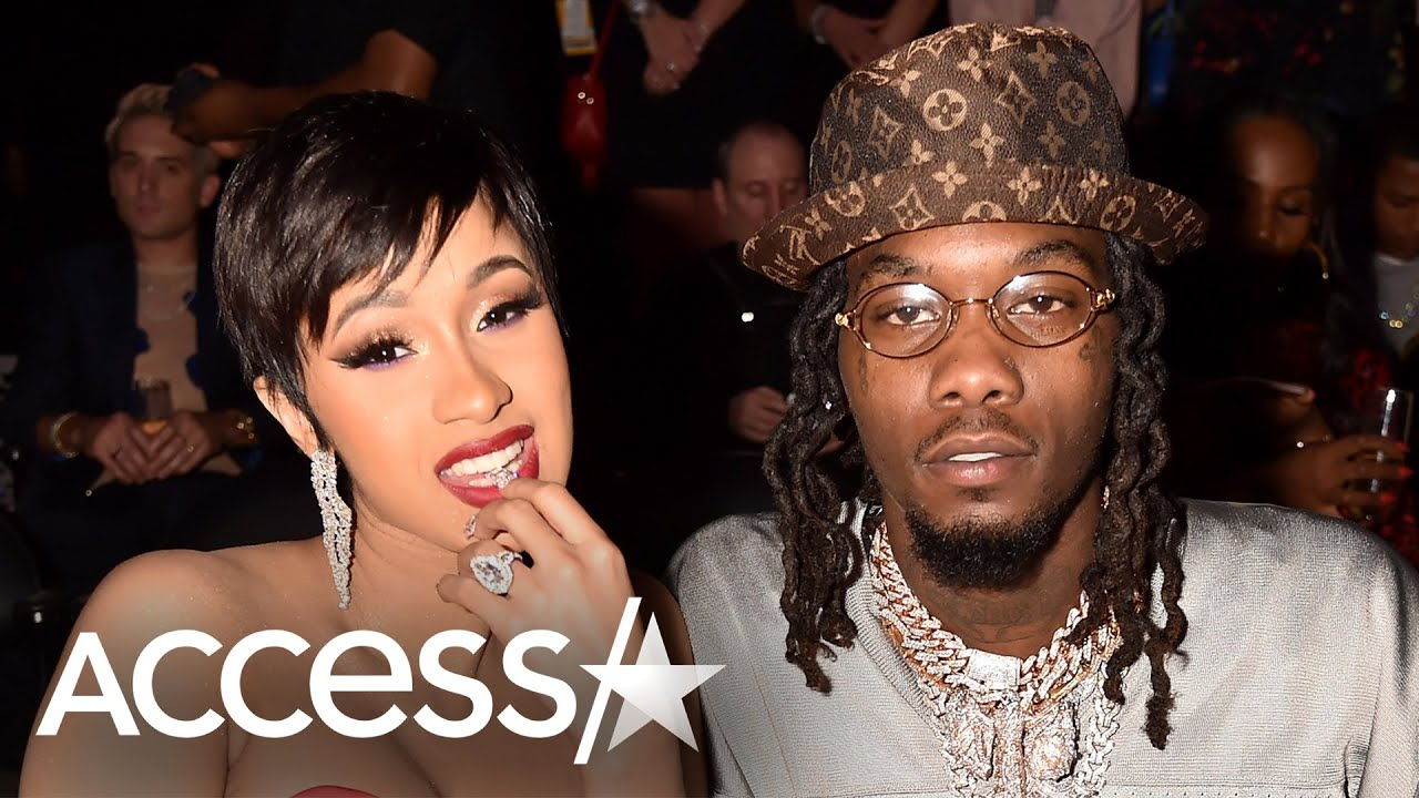 Cardi B Divorcing Offset After 3 Years Of Marriage (Reports)