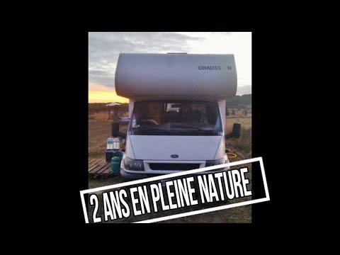 vivre en camping car ou camion am nag mon d part youtube. Black Bedroom Furniture Sets. Home Design Ideas