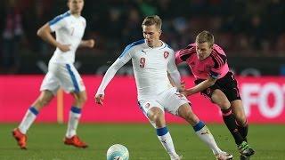Přípravné utkání Česko - Skotsko 2016  0:1