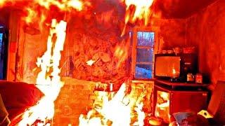 Петарда + БЕНЗИН = жесть(Опасно! Ни в коем случае не повторяйте то, что показано в ролике. Видео несёт предостерегающий характер,..., 2014-01-11T19:02:24.000Z)