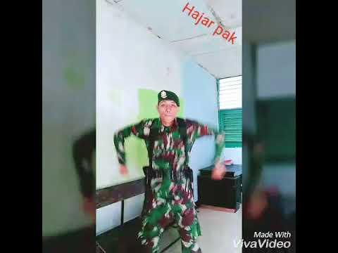 TNI goyang dj anjing kacili