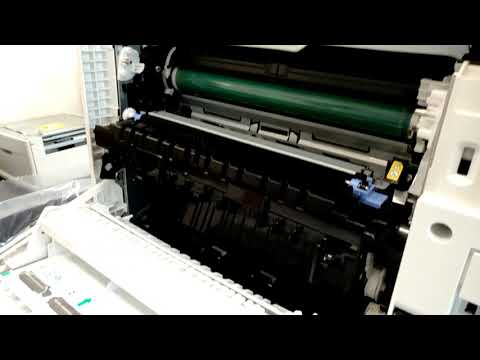 M607 M608 M609 M631 M632 M633 Fuser installation RM2-1257, RM2-6778