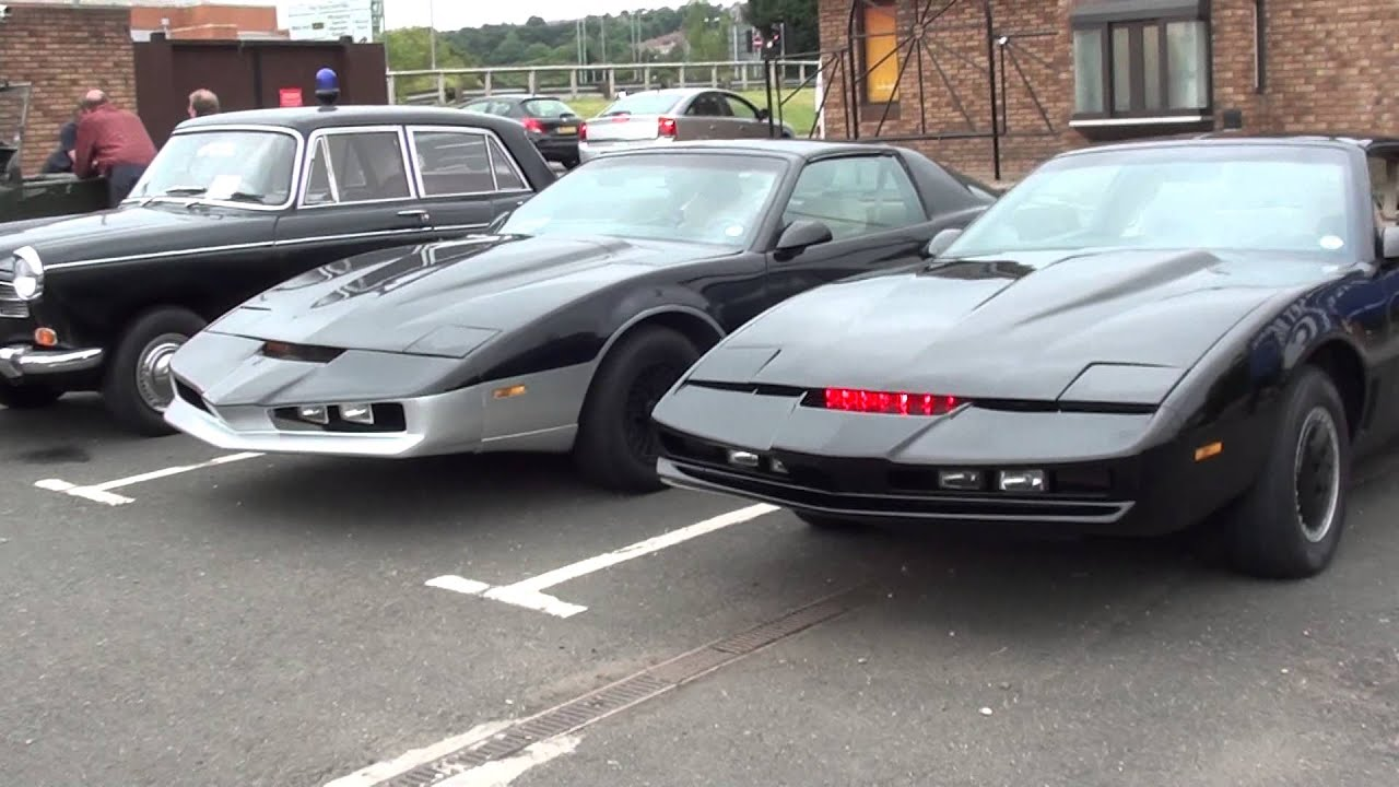 Knightrider Kit Cars Metrocentre Car Show Meet 14 August