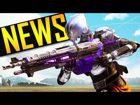 Destiny 2 - *IMPORTANT* NEWS UPDATE! Onslaught! Article 13! thumbnail