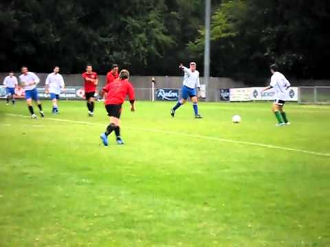 Gareth Gates - Charity Football Match - 2.9.2012