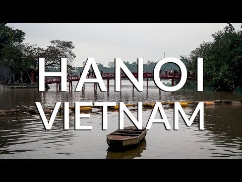 TRAVEL VLOG: FLYING TO HANOI, VIETNAM (Asia 2018 #11)