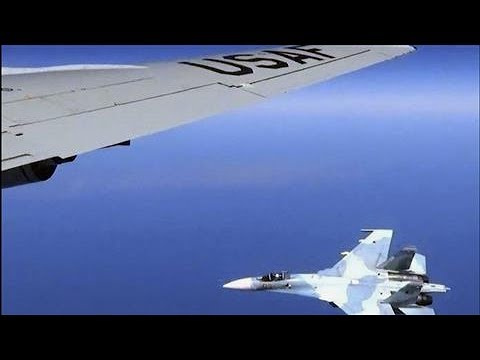 Are Russian and NATO forces headed toward a new Cold War?
