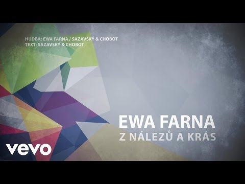 Ewa Farna - Z nálezů a krás (Lyric Video)