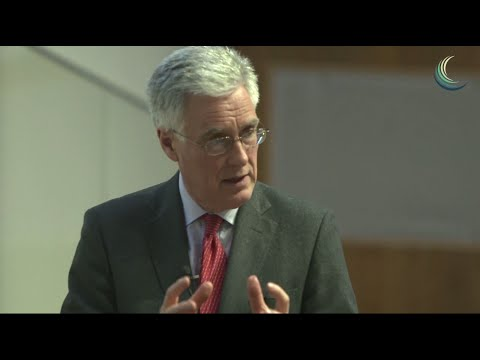 CUSP Lecture: Adair Turner on Debt, Growth & Sustainability