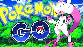 ROBLOX POKEMON GO - ROAD TO MEGA MEWTWO!!! - Gameplay español