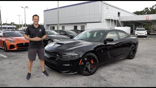 Is this 2019 Dodge Charger Hellcat the BEST performance sedan for under $60k?