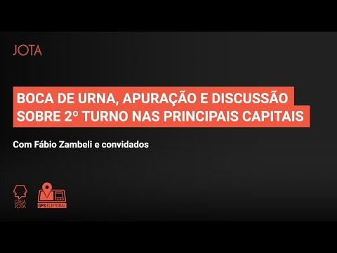Boca de urna, apuração e discussão sobre 2º turno nas principais capitais | GPS Eleitoral | 15/11/20