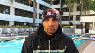 Артем Далакян: хочу показать красивый бокс и стать чемпионом мира