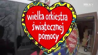 Wyjazd Do Warszawy WOŚP 2016