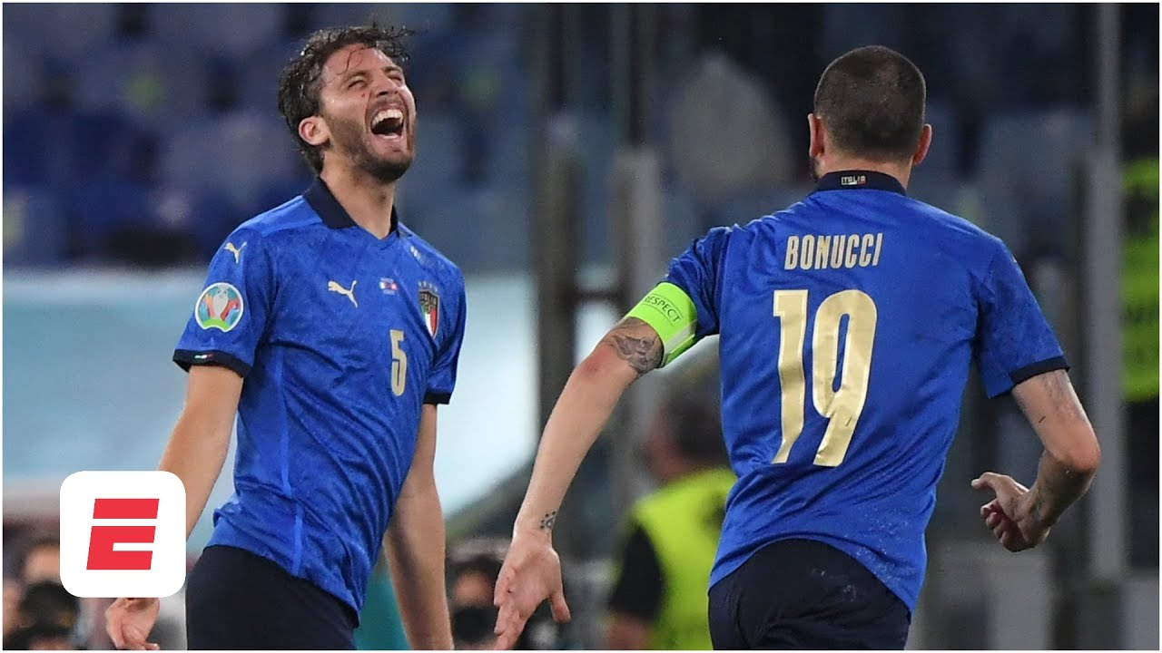 Italy vs Switzerland result: Manuel Locatelli double helps Italy to a 3 ...