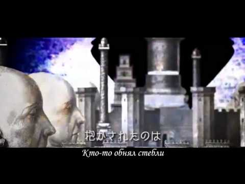 Hatsune Miku - Drops of Artificial Flowers [rus sub]