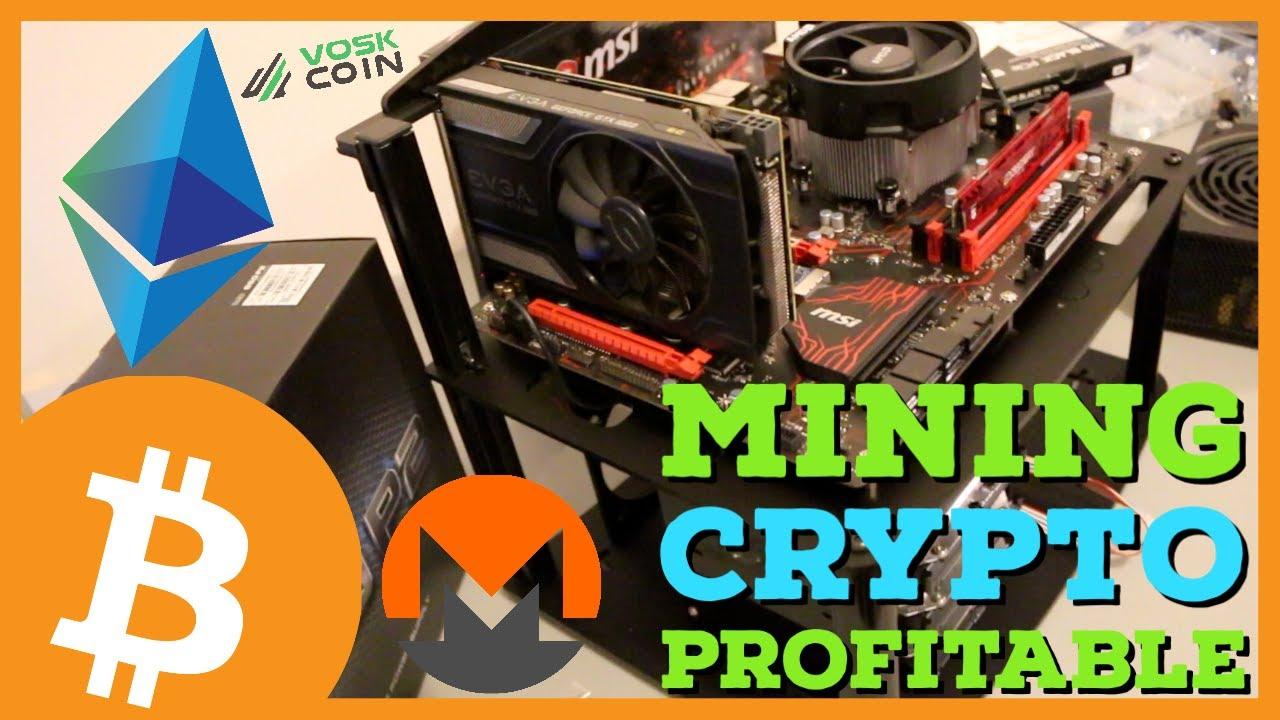 Mining Cryptocurrency PROFITABLE RIGHT NOW?!    GPU | CPU | FPGA | ASIC