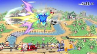 [TBH5] SUGOI | Raziek (Robin) vs. TSM ZeRo (Sheik) Game 1
