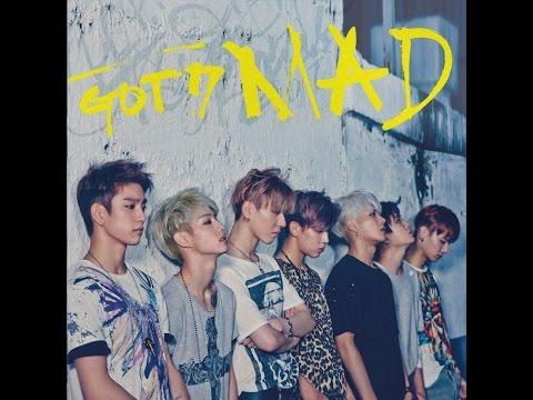 [FULL ALBUM] GOT7 - MAD [4st Mini Album] (download/dl/mp3)