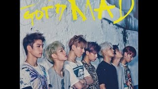 [FULL ALBUM] GOT7 - MAD [4st Mini Album] (download/dl/mp3)