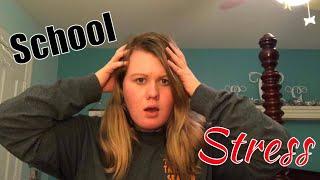 VLOGMAS Day 5: School Stress