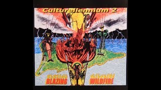 Various Artists - Culturellennium 2 Blazing Wildfire (Sound V.I.Zion Records, 2002) FULL ALBUM