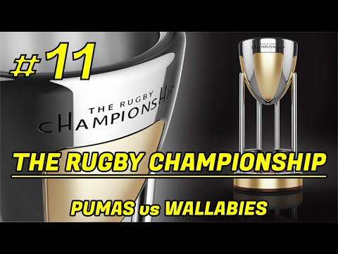 PUMAS vs WALLABIES - The Rugby Championship 2021 - Rugby Challenge 4
