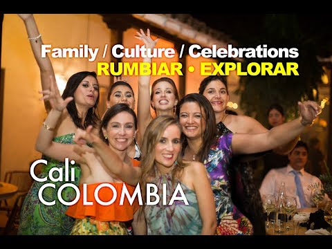 Trip to Cali Colombia - Exploring, Celebrating, Partying (Rumbiando), and ATVs