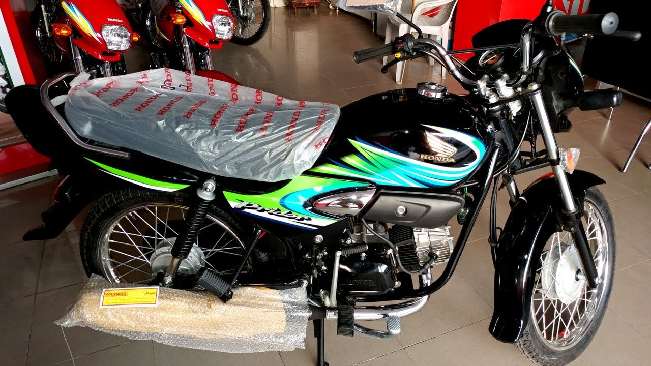 HONDA PRIDOR 2019 MODEL FIRST IMPRESSION ON PK BIKES