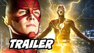 The Flash Season 2 Trailer 3 Breakdown - Ride The Lightning