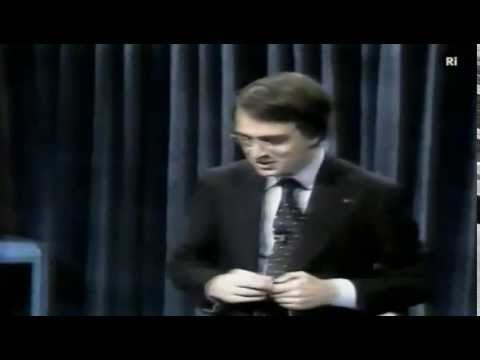 Carl Sagan: Christmas Lectures 1 - The Earth as a Planet