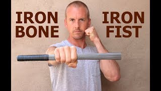 Turn Your BONES, FISTS, & SHINS into IRON with THIS TOOL | REAL IRON BONE