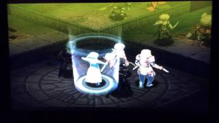 Stella Deus - secret characters in action